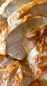 make ahead roast turkey and make ahead turkey gravy with onions