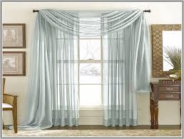 curtain rod ideas for large windows curtains home design ideas