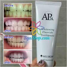 Berapa Pemutih Gigi Whitelight 13 keunggulan ap 24 whitening toothpaste pemutih gigi bpom aman alami