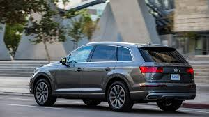 audi suv q7 interior 2017 audi q7 review with price horsepower and photo gallery