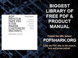 adp paystub free pay stub maker customize instantl youtube
