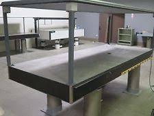 vibration isolation table used vibration isolation table business industrial ebay