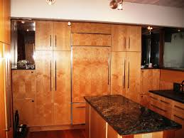 kitchen dark brown maple wall cabinets dark brown maple base