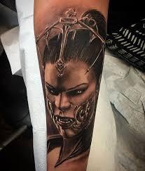 badass mortal kombat tattoos tam blog part 2
