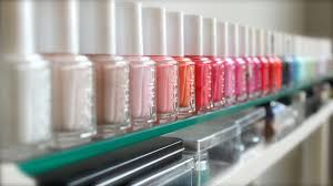 essie nail polish collection youtube