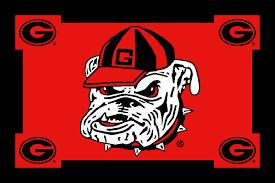 Georgia Bulldog Rugs College Logo College Sports Team Logos Logo Products And Logo