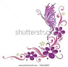 purple butterfly free vector stock graphics images