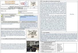 cuisine de r馭駻ence sujet bac pro cuisine lovely site pédagogique économie et gestion