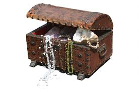 treasure chest in the deep u2013 the unexpected journey into grief