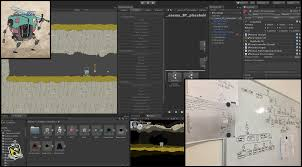 view layout alloy working on better enemy ai for feudal alloy using behavior trees