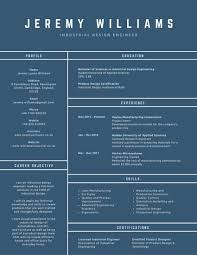 Engineer Resume Templates Conventional Industrial Design Engineer Resume Templates By Canva