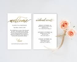 welcome wedding bags wedding welcome bag note gold wedding calligraphy welcome bag