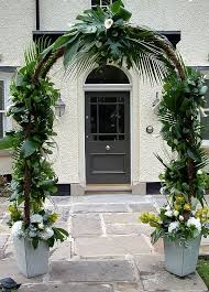 Wedding Arch Decoration Ideas 34 Best Arches Arbors And Chuppahs Images On Pinterest Marriage