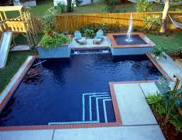 ideas modern pools with pool fountain ideas and pool lounge