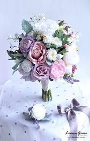 L舖sige Kurzhaarfrisuren 2017 by Pin By Lemongrasswedding On Silk Flower Bouquets