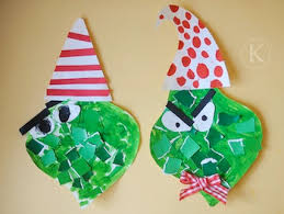 grinch crafts and activities things to make and do crafts and