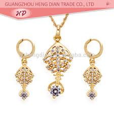 earring chain necklace images Fashion earring chain necklace set khyber sales jpg
