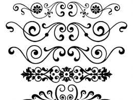 free decorative ornaments free vectors ui