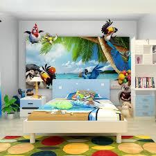 Aliexpresscom  Buy D Carton Anime Funny Wall Murals Wallpaper - Kids room wallpaper murals