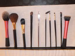 makeup brushes shybeautyspecialfxmakeup