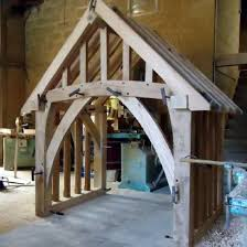 bespoke oak garden buildings structures and rustic furniture