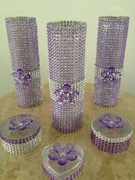 Bling Wedding Decorations For Sale Diamond Wrap Is A Sparkling Bendable Ribbon Perfect For Wrapping