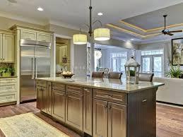 kitchen island with refrigerator amazing kitchen island ideas with