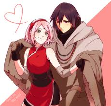 sasuke and sakura sasuke and via on we it