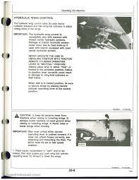 used john deere 630 disk operators manual