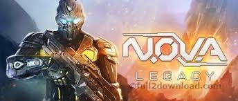 game android offline versi mod nova legacy 4 1 5 mod download unlimited money offline