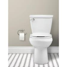 bathroom cozy eljer toilet for modern bathroom design eljer toilet with flush water and bathroom paper holder also white baseboards for modern bathroom design