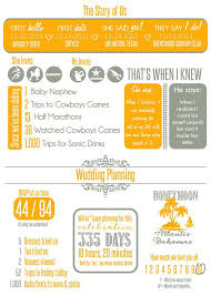 customizable wedding programs custom infographic wedding program printable by storydesignstudio