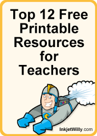 the top 12 free printable resources for teachers