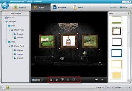 how to customize your own dvd flick menu