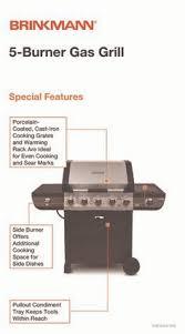 home depot black friday gas grill brinkmann 2 burner propane gas grill with side burner 810 4221 s