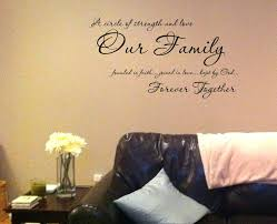 our family wall decal family wall quotes wall design ideas