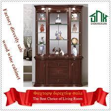 Living Room Cabinets Living Room Furniture Wood Cabinet Corner Wooden Bar Cabinet 859