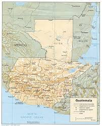 Plateau Of Mexico Map by Interactive Map Of Mexico U0026 Central America