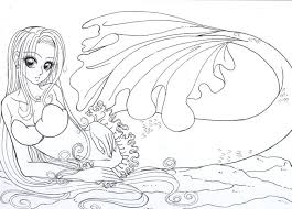 fairy mermaid coloring pages 46 best syrene images on pinterest coloring books mermaid