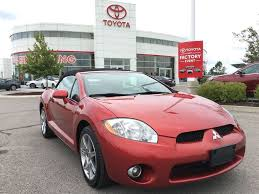 used 2008 mitsubishi eclipse for sale stouffville on