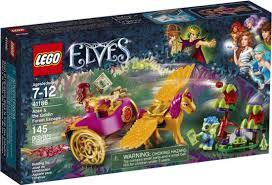 Barnes And Noble Legos Lego Elves 41186 Azari U0026 The Goblin Forest Escape 673419265676