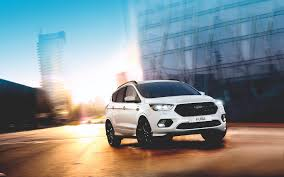 ford expands suv line up with sporty new kuga st line model
