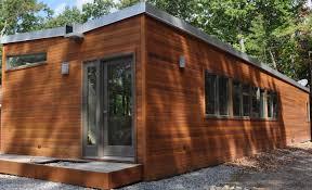 modern prefab cabin get away using modern prefab homes prefab cabins and prefab cottages