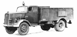 german opel blitz truck opel blitz 4x4 early troops body axis history forum
