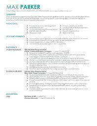 resume exles for sales sales representative resume exle