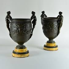 Classical Vases Vases Bronze Europe The Uk U0027s Premier Antiques Portal Online