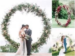 wedding arch ebay au emily gus leonda