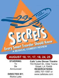 smart traveler images Dinner theatre secrets every smart traveler should know jpg