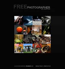 flash website template free free photographer flash 8 template 365 lowest price unique