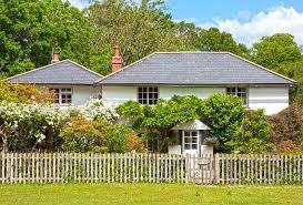 Types Of Garden Fences - timber fencing suffolk stunning garden fence ideas